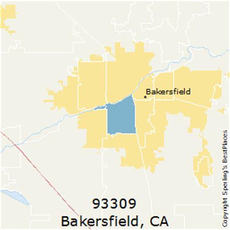 zip code map bakersfield ca best places to live in bakersfield zip 93309 california