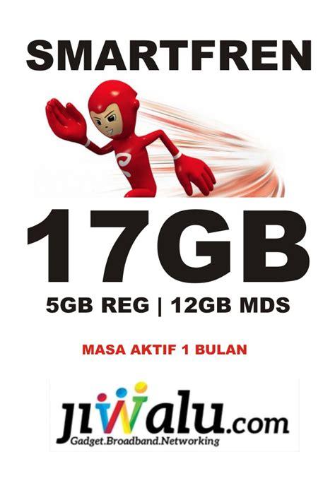 Perdana Kuota Simpati 4g Lte 12gb jual kartu perdana smartfren 4g lte kuota 17 gb jiwalu