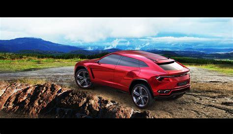 What Is The New Lamborghini Called Lamborghini Urus