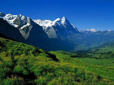 Landscape Mountains Mountains Landscapes Wallpaper 1600x1200