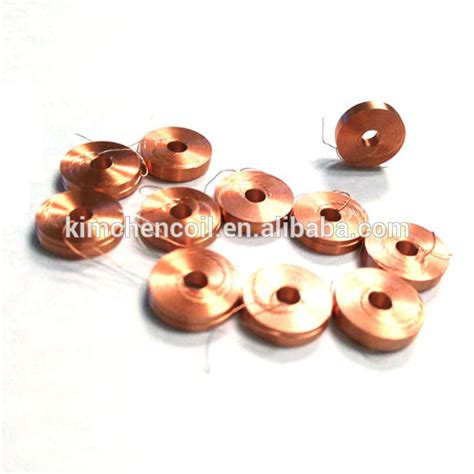 custom inductor winding custom copper air coil inductor air coil winding rfid antenna coil buy air coil antenna coil
