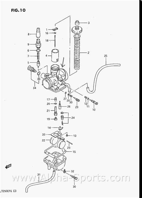 polaris trailblazer 250 carb diagram polaris trailblazer 250 carburetor diagram car interior