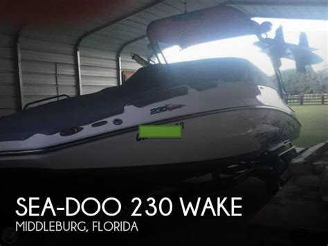sea doo wake 230 jet boat sea doo 230 wake boats for sale