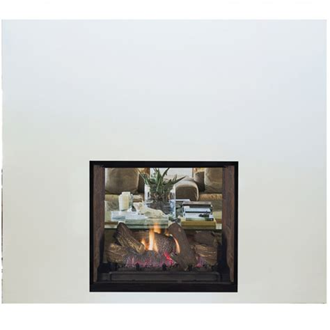 Superior Brand Fireplace by Ihp Superior Drtst6300 See Thru Direct Vent Gas Fireplace