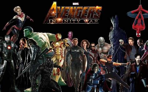 marvel s infinity war the of the marvel s quot infinity war quot soldier types