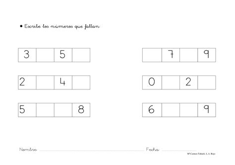fichas logico matematicas coleccion de fichas matematicas infantil59 orientaci 243 n