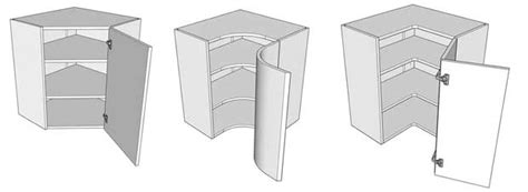 Standard Kitchen Corner Cabinet Sizes Different Types Of Wall Units Available Diy Kitchens