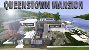 Iron Man Mansion the sims 3 queenstown luxury mansion youtube
