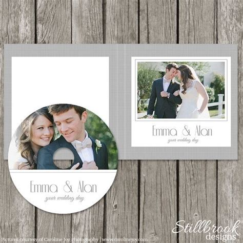 Wedding Invitation Template Cds by 1000 Ideas About Cd Sleeves On Cd Cover
