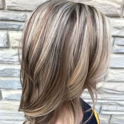brown hair with platinum highlights pictures 45 blonde highlights ideas for all hair types and colors