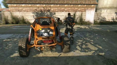 Dying Light The Following All Dlc dying light the following all new dlc buggy paintjobs and weapon blueprints