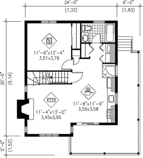 cute house plans architectural designs