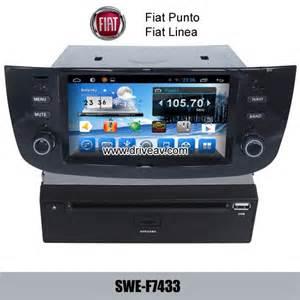 Fiat Punto Stereo Car Dvd Gps Car Dvd Player Gps Navigation Manufactory