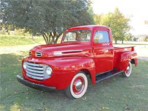 1950s Ford Truck 1950 Ford F 1 138434
