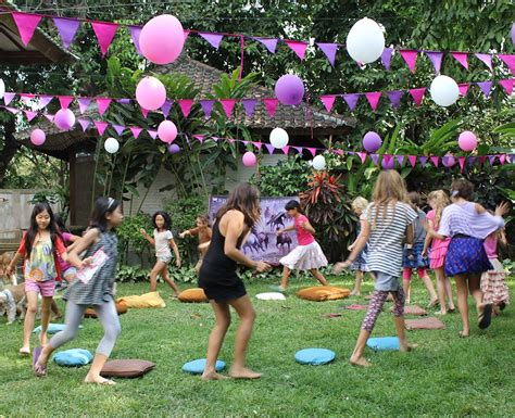 backyard party ideas for kids bali kids party games and activities parties