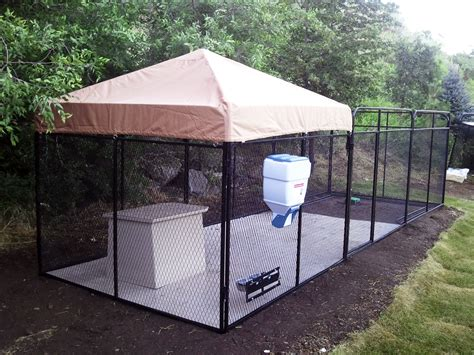 backyard dog kennel ideas outstanding outdoor dog kennel ideas 48 homemade outdoor