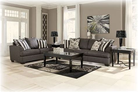 Gray Themed Living Room by Grey Themed Living Room Living Room Ideas