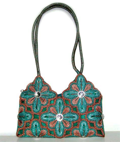 Macrame Thread Bags - macrame cord bags pratibha craft