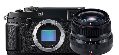 Fujifilm X Pro 2 Fujifilm Xf35mm F 1 4 R fujifilm x pro2 mirrorless digital and xf 35mm f 2 r wr black lens mirrorless cameras