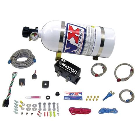 Nitrous Express Proton by Nitrous Express 20421 10 Proton Plus Nitrous System With