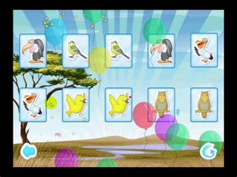 juego de memoria para niños youtube
