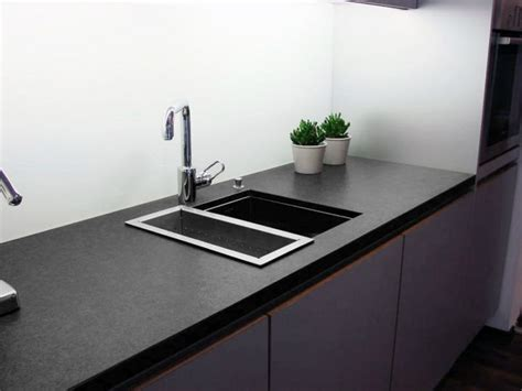 Gray Slate Countertops Slate Countertops For Your Kitchen And Bathroom