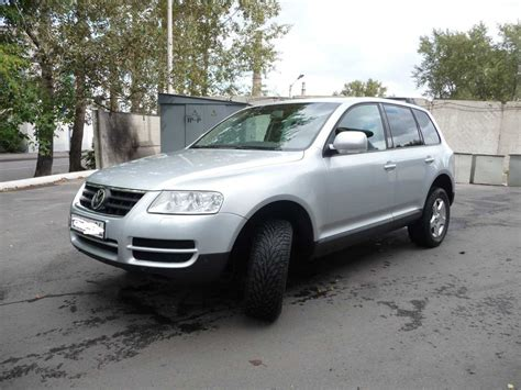 volkswagen touareg 2004 2004 volkswagen touareg 7l pictures information and