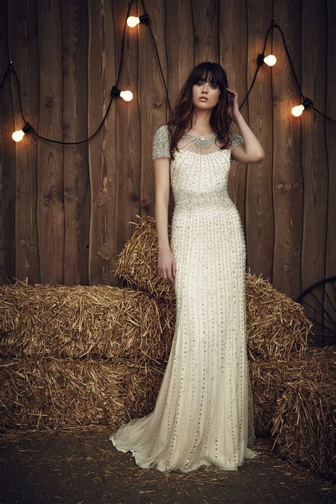 Jeanny Dress 2017 bridal collection from packham rock my