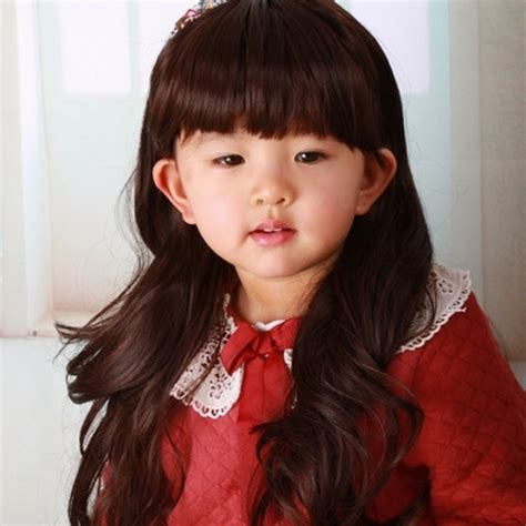 wigs for kids synthetic and human hair all lengths infants and children baby wigs long curly wavy hair