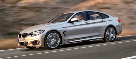 Bmw 4 Door Coupe by Bmw 4 Series Gran Coupe Debuts A Four Door 4 Er Image 225501