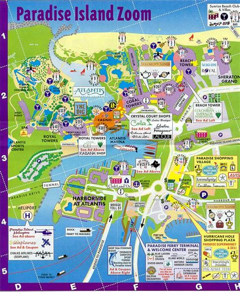atlantis bahamas map zio gigi s paradise island forum tripadvisor