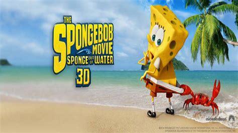 Gambar Poster Sponge Bob gambar the spongebob 2014 sponge out of water 3d