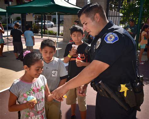 Garden Grove Youth Programs The Badge Vibes Abound In Garden Grove On