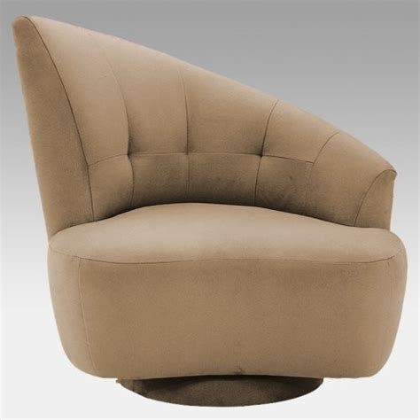 odion swivel accent chair contemporary living room chairs  hayneedle
