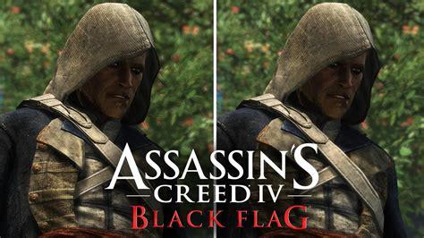 One Graphic 22 assassin s creed 4 xbox one vs ps4 graphics comparison