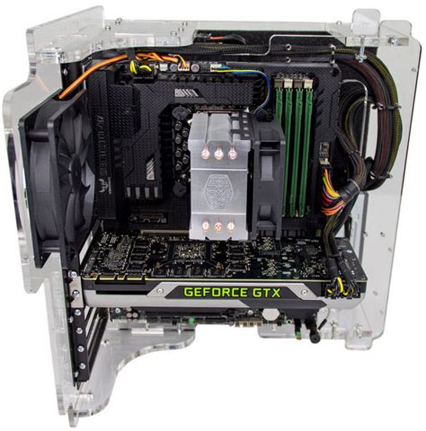 pc bench test for those who like their pcs naked puget test bench eatx