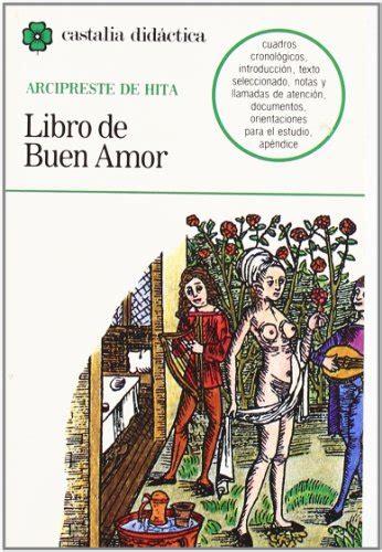 libro spanish novels amor online libro de buen amor castalia didactica by ruiz