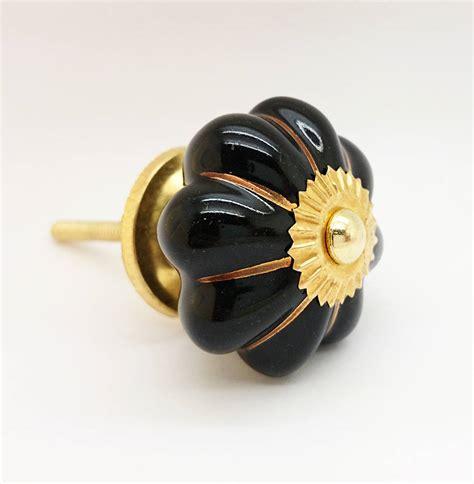 Gold Door Knobs by Gold Ceramic Door Knobs Cupboard Handles By G