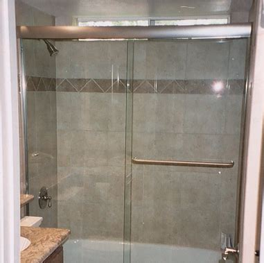 South Coast Glass Sliding Shower Doors What Is A Bypass Shower Door