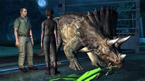 download jurassic park the game pc full crack jurassic park the game free download