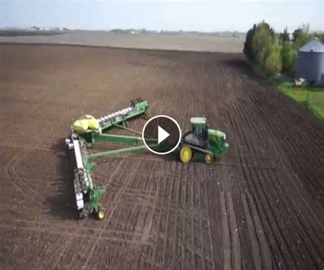 48 row planter tractor gallery 187 corn planting in central iowa db120 48