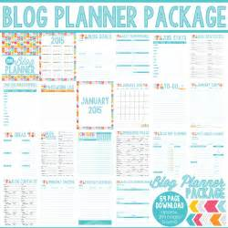planner online free 2015 blog planner daily planner and menu planner yellow