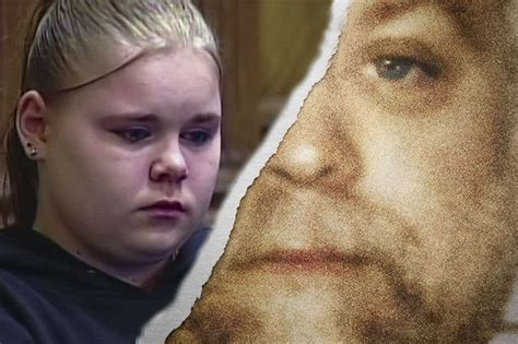 Steven Avery S Criminal Record A Murderer Shock Witness Just Who Is Steven Avery S Niece Daily Record