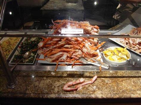 Sushi Area Picture Of The Buffet At Bellagio Las Vegas The Buffet At The