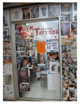 Kuala Lumpur Best Tattoo Shop | malaysian tattoo reviews of tattoo shops in kuala lumpur