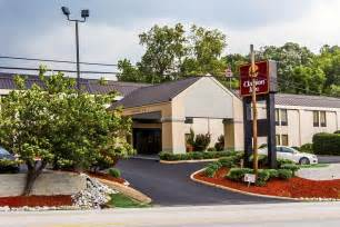 chattanooga tennessee hotels book clarion inn chattanooga w i24 chattanooga tennessee