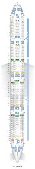 boeing 777 300er jet seating plan