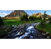 Small Mountanside 2016 River 4K Wallpaper  Free
