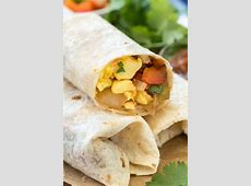 Easy Mexican Breakfast Burritos - Crazy for Crust Now And Later Candy Flavors
