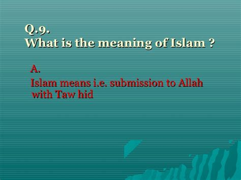 libro questioning islam tough questions islamic belief 50 questions